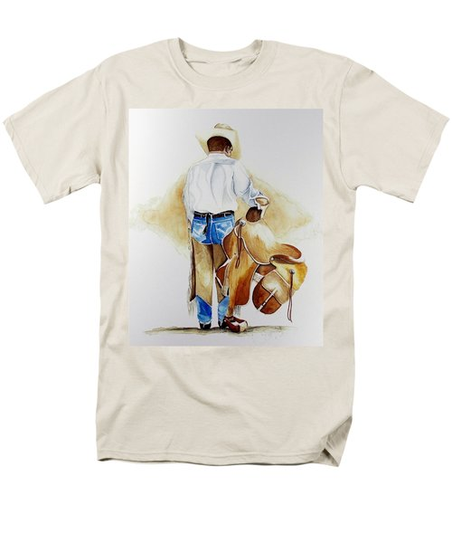 Quittin Time Men's T-Shirt  (Regular Fit) by Jimmy Smith