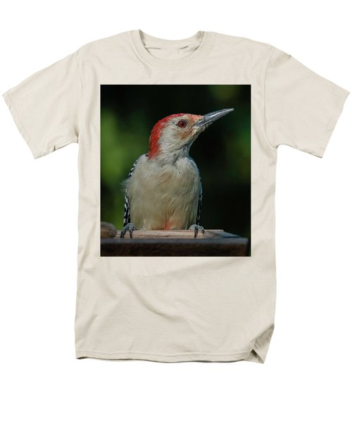 Men's T-Shirt  (Regular Fit) featuring the photograph Red At Sunrise by Jim Moore