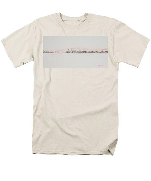 Red Sky Men's T-Shirt  (Regular Fit)