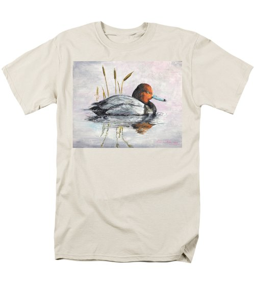 Redhead Men's T-Shirt  (Regular Fit) by Stan Tenney