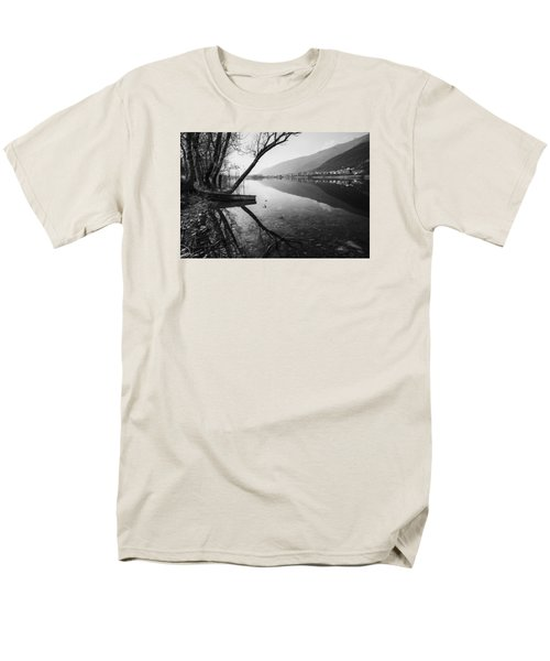 Men's T-Shirt  (Regular Fit) featuring the photograph Reflecting by Yuri Santin