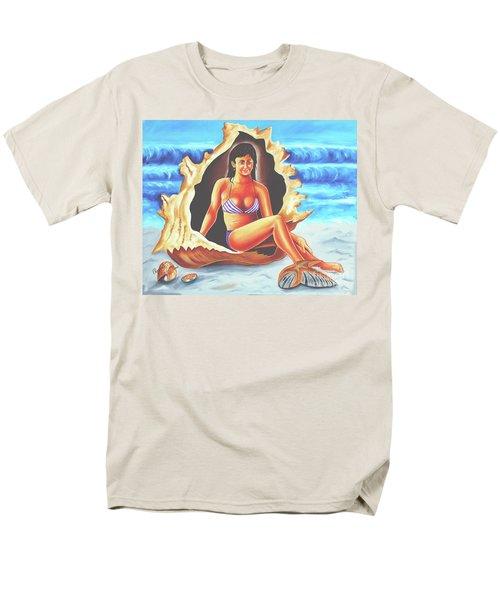 Relax Men's T-Shirt  (Regular Fit) by Ragunath Venkatraman