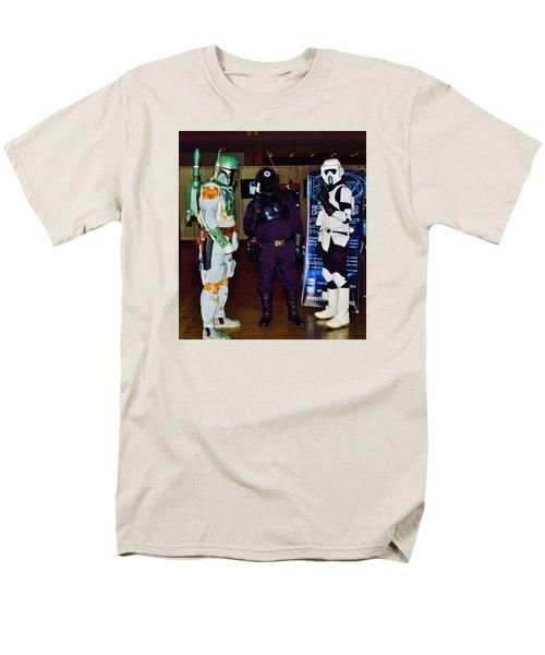 Replay Fx 2015 #6 Men's T-Shirt  (Regular Fit) by William Bartholomew