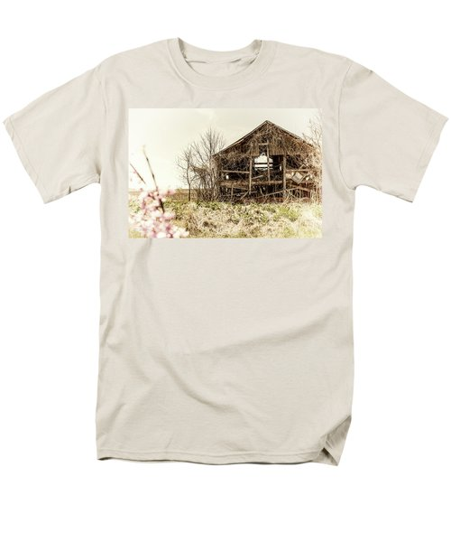 Rickety Shack Men's T-Shirt  (Regular Fit) by Pamela Williams