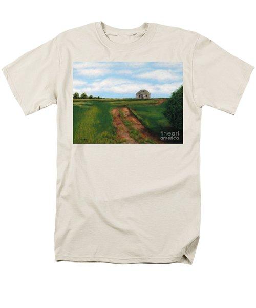Road To The Past Men's T-Shirt  (Regular Fit) by Billinda Brandli DeVillez