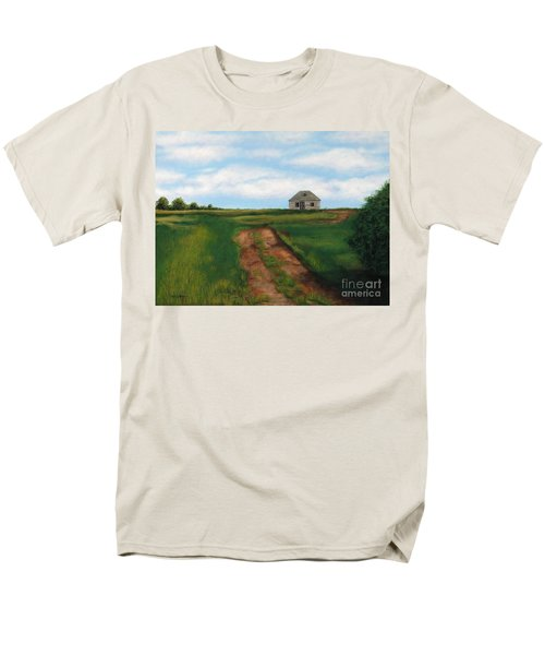 Road To The Past Men's T-Shirt  (Regular Fit)