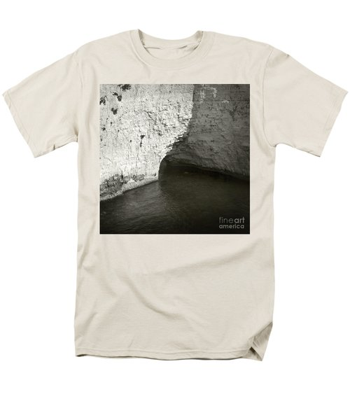 Rock And Water Men's T-Shirt  (Regular Fit)