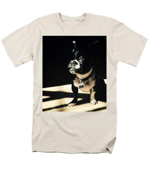 Men's T-Shirt  (Regular Fit) featuring the photograph Rocky by Sharon Jones
