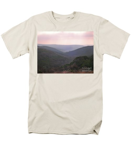 Rolling Hill Country Men's T-Shirt  (Regular Fit) by Felipe Adan Lerma