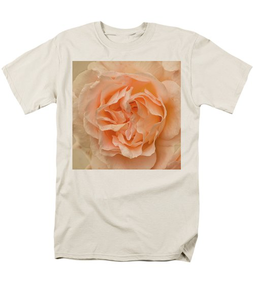 Romantic Rose Men's T-Shirt  (Regular Fit) by Jacqi Elmslie