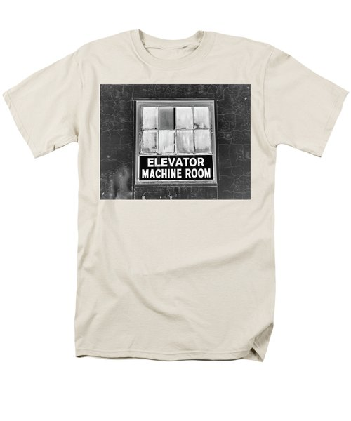 Men's T-Shirt  (Regular Fit) featuring the photograph Room by Robert Geary