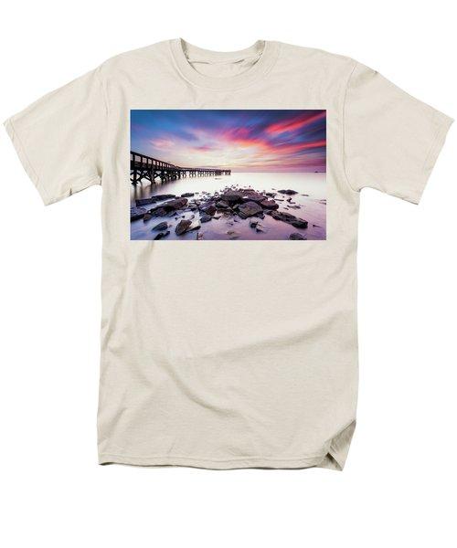Run To The Sun Men's T-Shirt  (Regular Fit) by Edward Kreis