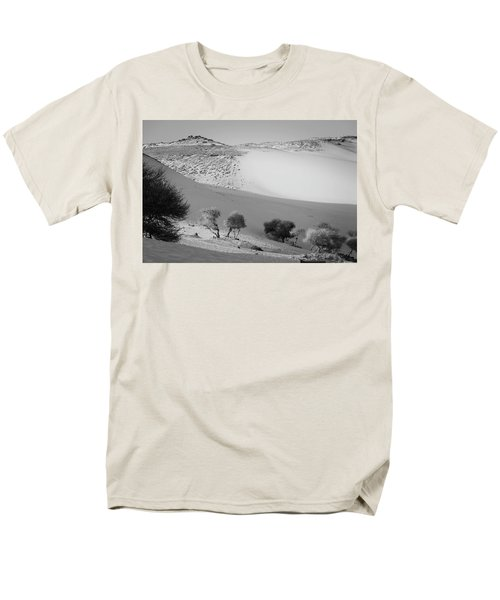 Sahara Men's T-Shirt  (Regular Fit) by Silvia Bruno