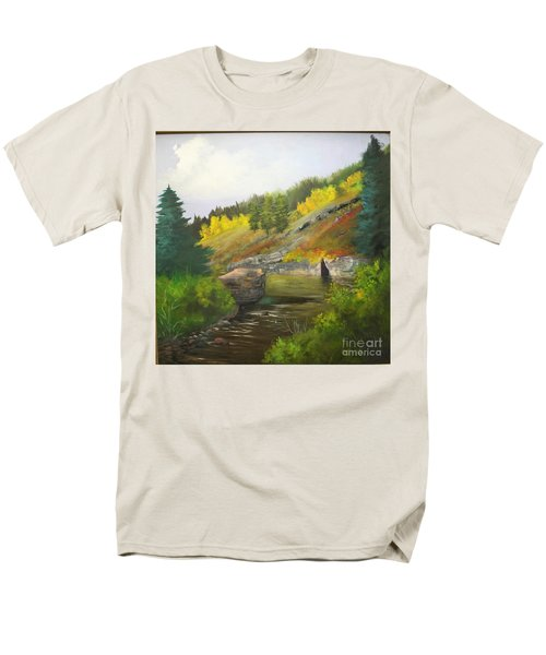 San Juan River Men's T-Shirt  (Regular Fit)