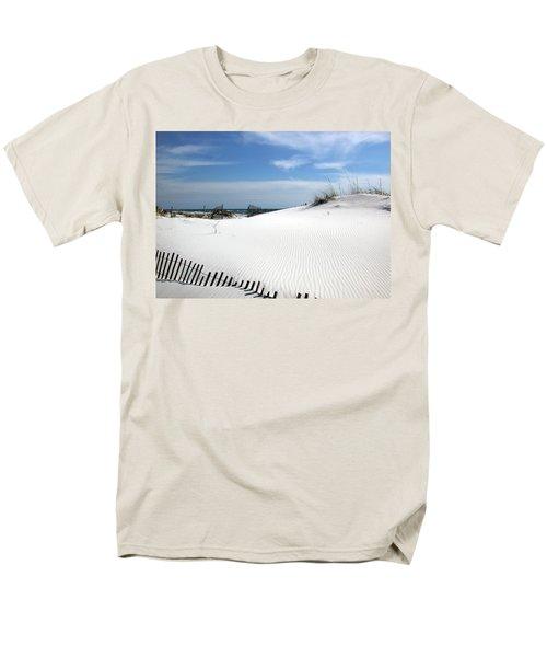 Sand Dunes Dream Men's T-Shirt  (Regular Fit) by Marie Hicks
