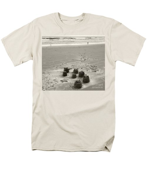 Sand Fun Men's T-Shirt  (Regular Fit) by Raymond Earley