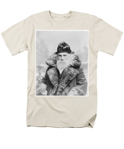 Santa Claus Men's T-Shirt  (Regular Fit) by David Bridburg