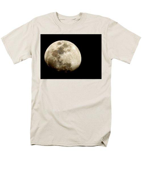 Satellite Serenade  Men's T-Shirt  (Regular Fit) by Paulo Guimaraes
