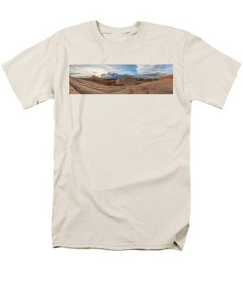 Men's T-Shirt  (Regular Fit) featuring the photograph Savor The Solitude by Dustin LeFevre