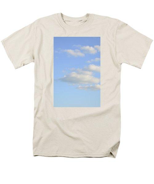 Say Vertical Men's T-Shirt  (Regular Fit)