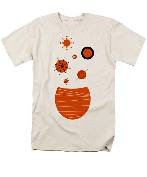 Scandinavian Floral Men's T-Shirt  (Regular Fit)