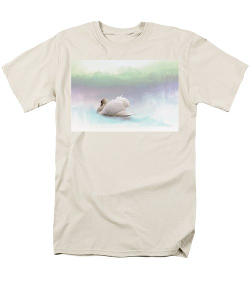 Men's T-Shirt  (Regular Fit) featuring the photograph Serenity by Annie Snel