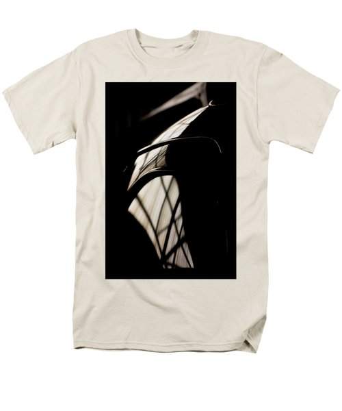 Shapes Men's T-Shirt  (Regular Fit) by Paul Job