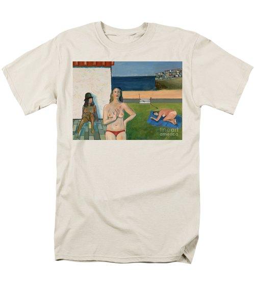 She Walks In Beauty Men's T-Shirt  (Regular Fit)