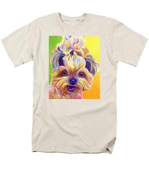 Shih Tzu - Bloom Men's T-Shirt  (Regular Fit)