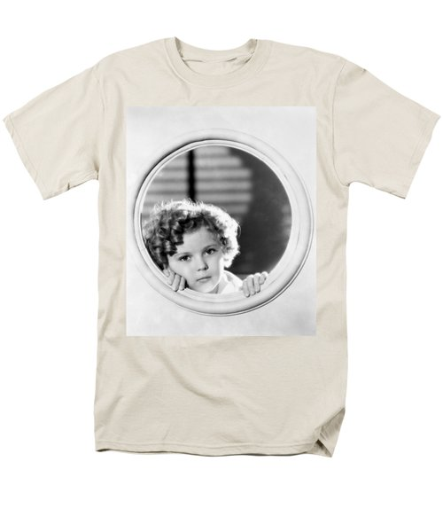 Shirley Temple (1928-2014) Men's T-Shirt  (Regular Fit) by Granger