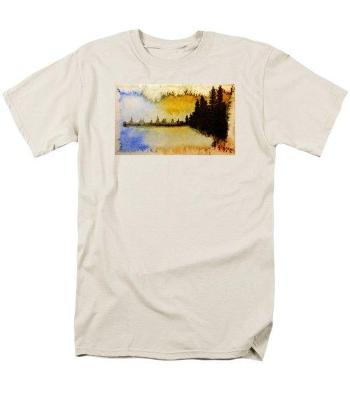 Shoreline 2 Men's T-Shirt  (Regular Fit) by R Kyllo