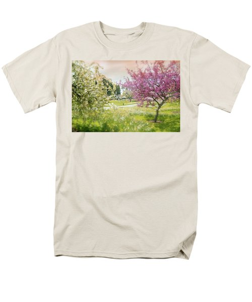 Men's T-Shirt  (Regular Fit) featuring the photograph Silent Wish You Make by Diana Angstadt