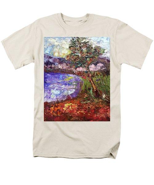 Single Men's T-Shirt  (Regular Fit) by Janet Garcia