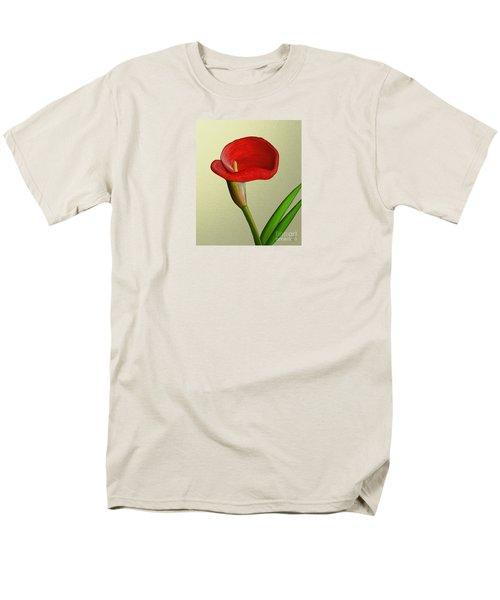Single Pose Men's T-Shirt  (Regular Fit) by Rand Herron