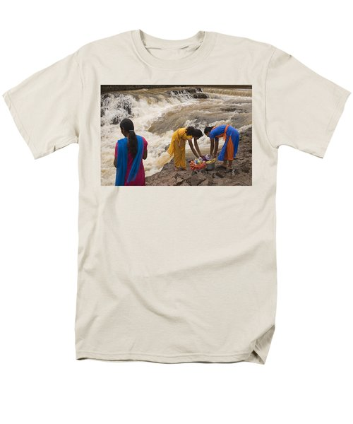 Skc 2621 A Collective Task Men's T-Shirt  (Regular Fit) by Sunil Kapadia