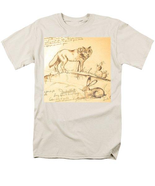 Sketches For Sale Men's T-Shirt  (Regular Fit)