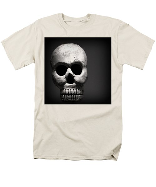 Skull Men's T-Shirt  (Regular Fit) by Joseph Skompski