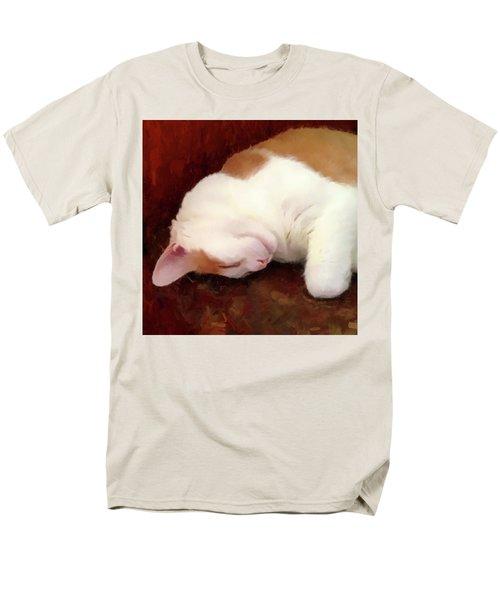 Sleeping Boo Men's T-Shirt  (Regular Fit)