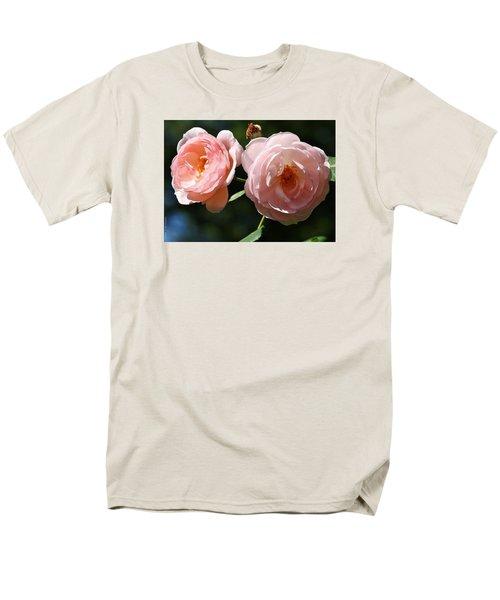 Softly Pink Men's T-Shirt  (Regular Fit) by Al Fritz
