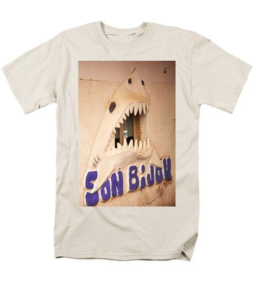 Sonbijou Men's T-Shirt  (Regular Fit)