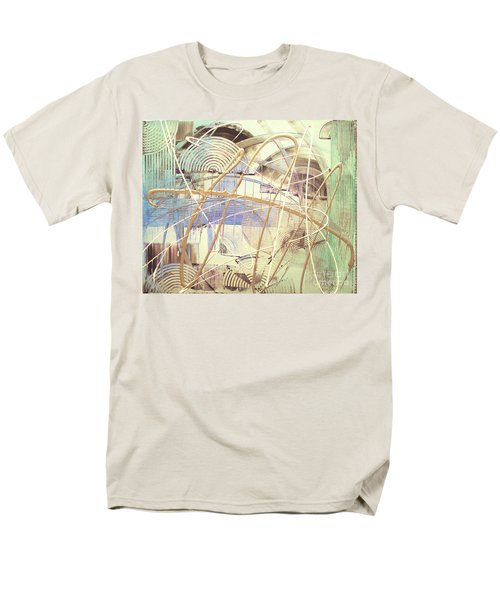 Men's T-Shirt  (Regular Fit) featuring the painting Soothe by Melissa Goodrich