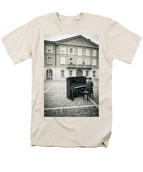 Soul Men's T-Shirt  (Regular Fit) by Alfio Finocchiaro