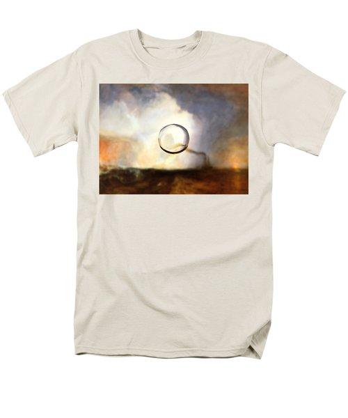 Sphere I Turner Men's T-Shirt  (Regular Fit) by David Bridburg