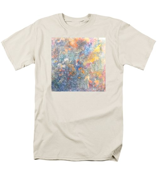 Spring Creation Men's T-Shirt  (Regular Fit) by Theresa Marie Johnson