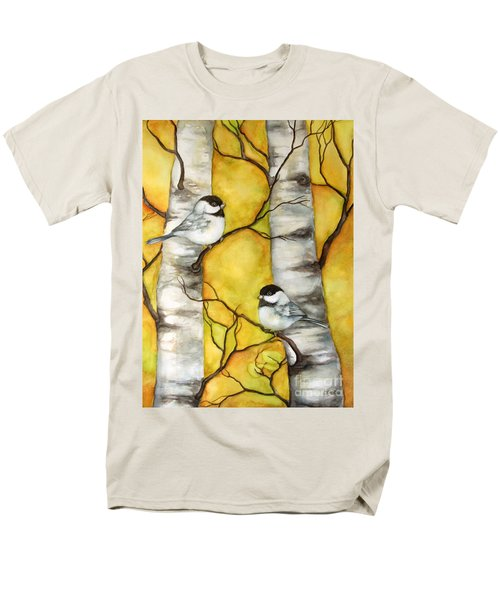Spring Men's T-Shirt  (Regular Fit) by Inese Poga