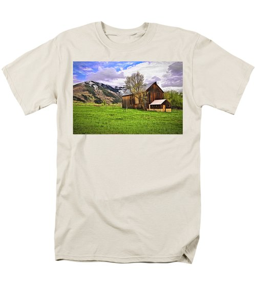 Spring Is All Ways A Good Time Of The Year Men's T-Shirt  (Regular Fit) by James Steele