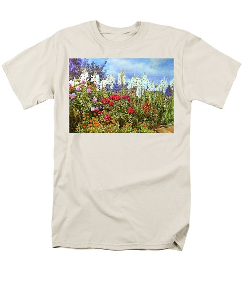 Men's T-Shirt  (Regular Fit) featuring the photograph Spring by Munir Alawi