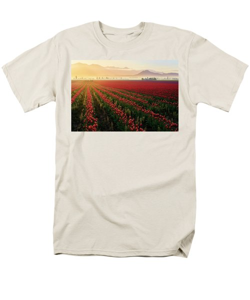 Men's T-Shirt  (Regular Fit) featuring the photograph Spring Palette by Ryan Manuel