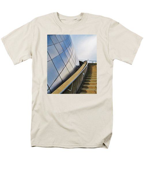 Staircase To Sky Men's T-Shirt  (Regular Fit) by Martin Cline