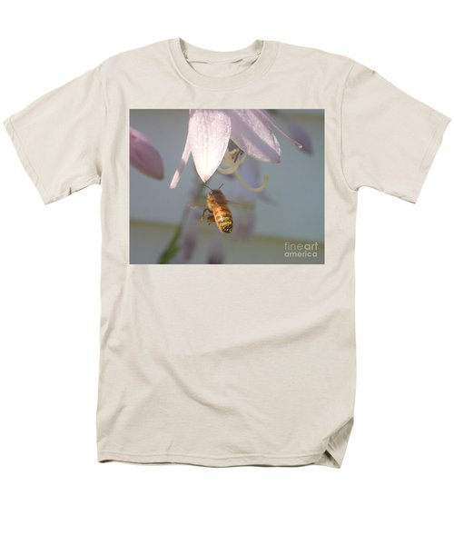 Stamen Attraction 2 Men's T-Shirt  (Regular Fit) by Christina Verdgeline
